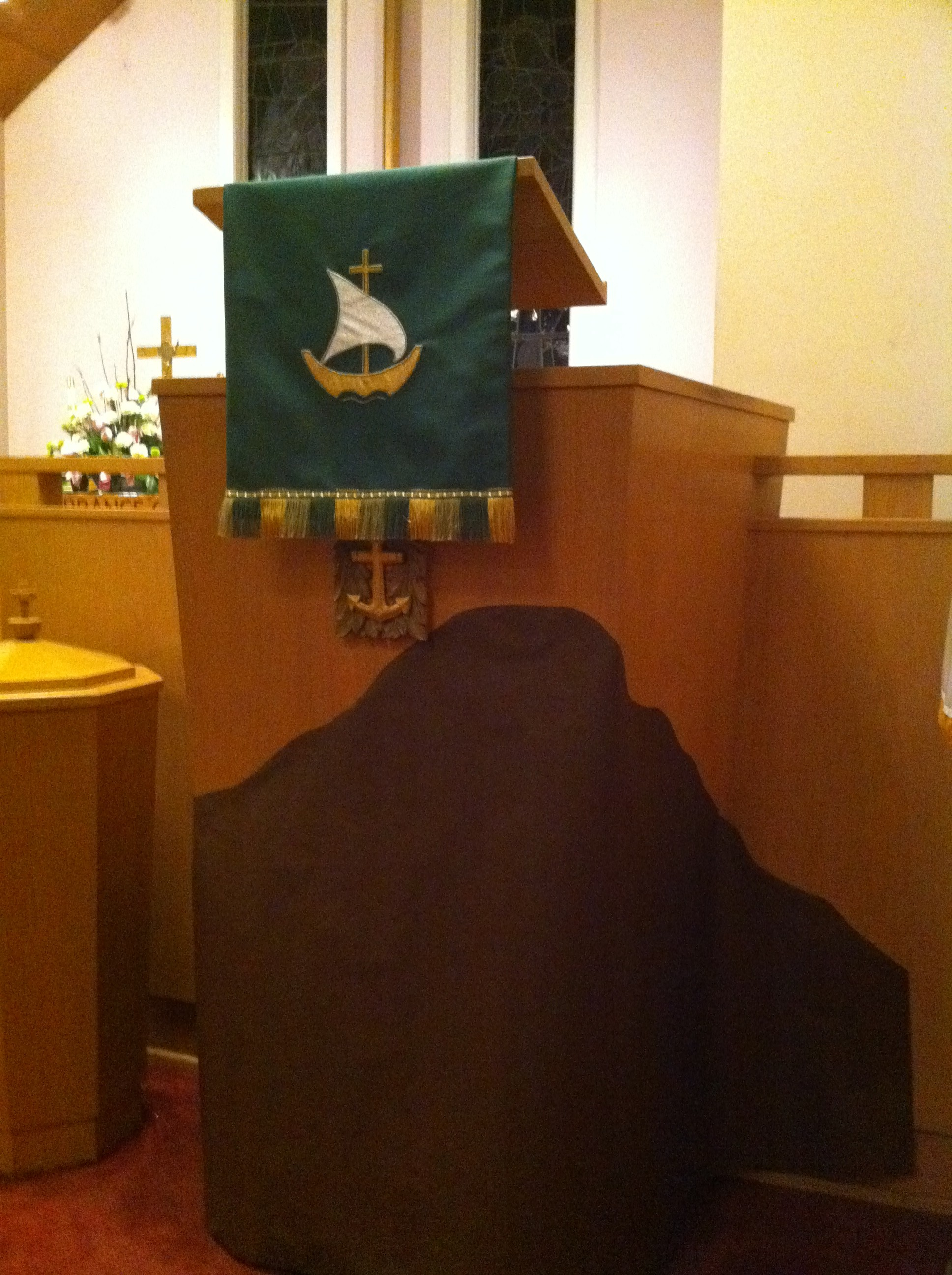Pulpit/Up on the Mount
